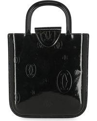 Cartier Handbags - Black