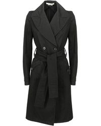 Givenchy Trench And Raincoats - Black