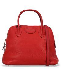 Hermès Bolide - Rosso