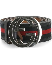 Gucci Regular Belts - Multicolour