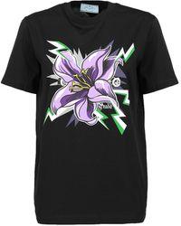 Prada T-shirts - Black