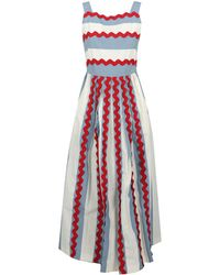 Weekend by Maxmara Long Dresses - Blue