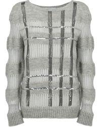 Blumarine Pullover - Grey