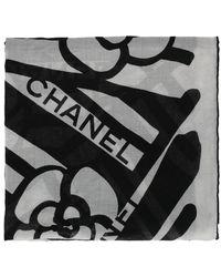 Chanel Foulard - Nero
