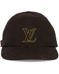 Louis Vuitton Cappelli da baseball - Marrone