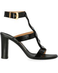 Ferragamo Sandals - Black