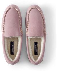 e826a551ec786 Women's Lands' End Slippers Online Sale - Lyst