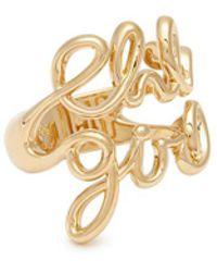 Chloé | ' Girls' Ring | Lyst