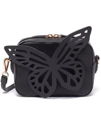 Sophia Webster - 'flossy Butterfly' Appliqué Leather Camera Bag - Lyst