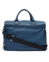 CONNOLLY Medium Leather Sea Bag - Blue