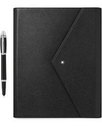 Montblanc Sartorial Augmented Paper Set – Black