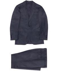 Tomorrowland - Eremengildo Zegna Shang Micronsphere® Twill Suit - Lyst