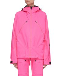 Aztech Mountain 'hayden' 3-layer Shell Jacket - Pink