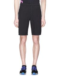 Dyne | 'pisano' Water-resistant Track Shorts | Lyst
