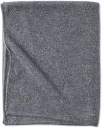 Oyuna - Cashmere Travel Blanket – Grey - Lyst