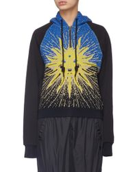 Angel Chen - Sun Graphic Jacquard Hoodie - Lyst