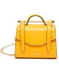 Strathberry Allegro Micro' Satchel Style Crossbody Bag - Multicolour