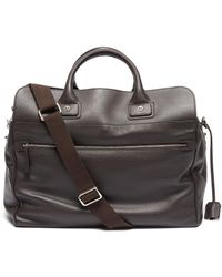 CONNOLLY Medium Leather Sea Bag - Brown