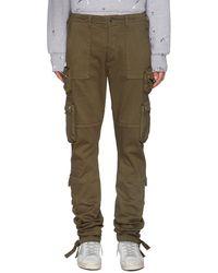 Amiri Tactical Cargo Pants - Green