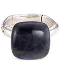 John Hardy - 'orb' Labradorite Silver Ring - Lyst