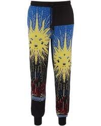 Angel Chen - Sun Graphic Jacquard Unisex jogging Pants - Lyst
