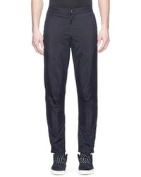 T By Alexander Wang - Washed Nylon Track Pants - Lyst