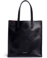 Givenchy - Stargate Medium Faux-Leather Tote - Lyst