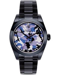 Bamford Watch Department - Rolex Milgauss Camouflage Oyster Perpetual Watch - Lyst
