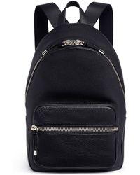 Alexander Wang Berkeley' Pebbled Leather Backpack - Black