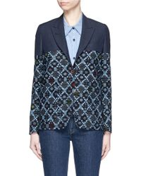 Ibrigu - One Of A Kind Kimono Tailored Jacket - Lyst