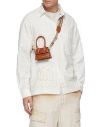 Jacquemus 'le Chiquito' Top Handle Bag - Brown