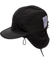 Satisfy Sherpa' Running Cap - Black