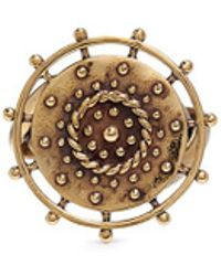 Chloé | 'coins' Twist Band Ring | Lyst
