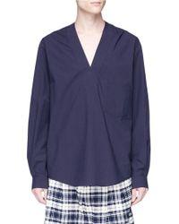 Ffixxed Studios - V-neck Shirt - Lyst