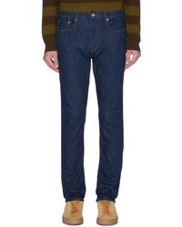 PS by Paul Smith - Slim Fit Low Rise Jeans - Lyst