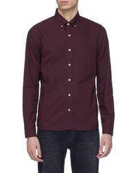 Denham - 'ford' Oxford Shirt - Lyst