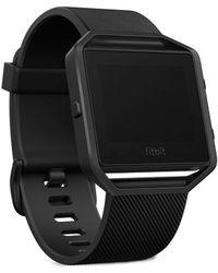 Fitbit - Blaze Fitness Watch — Small - Lyst