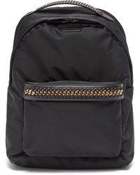 Stella McCartney Econyl® Backpack - Black