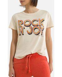 Leon & Harper Tee shirt col rond manches courtes TORO - Multicolore