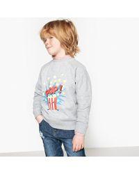 La Redoute - Popcorn Sweatshirt, 3-12 Years - Lyst