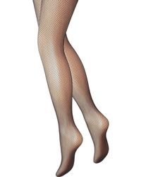 4d558117cfe91 La Redoute - Pack Of 2 Pairs Of Fancy Fishnet Tights - Lyst