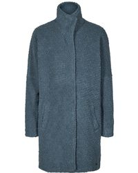 Numph - Mid-length Coat - Lyst