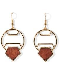 La Redoute - Statement Earrings - Lyst