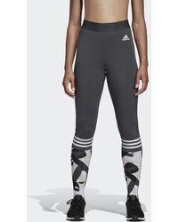 141391b0b Joggings para mujer Essentials 3-Bandas. 63 € 50 € (-20 %). La Redoute · adidas  Originals - Leggings Athletics Sport ID DU0226 - Lyst