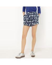 Suncoo - Printed Shorts - Lyst