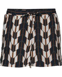 B.Young - Printed Shorts - Lyst
