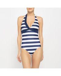 LA REDOUTE | Bodyshaping Swimsuit | Lyst