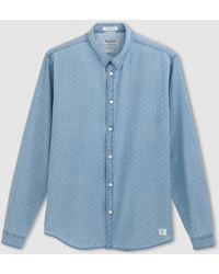 Pepe Jeans   Caufield Long-sleeved Shirt   Lyst