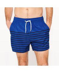 LA REDOUTE | Striped Swim Shorts | Lyst