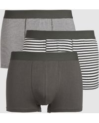 La Redoute - Pack Of 3 Hipsters - Lyst